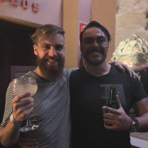 Derek and Thom
