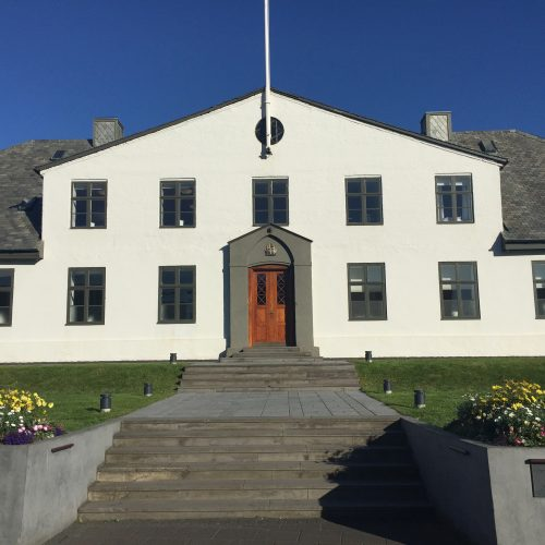 the cabinet of iceland