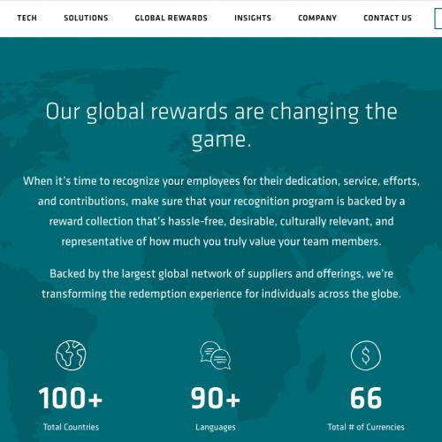 recognation.com screenshot