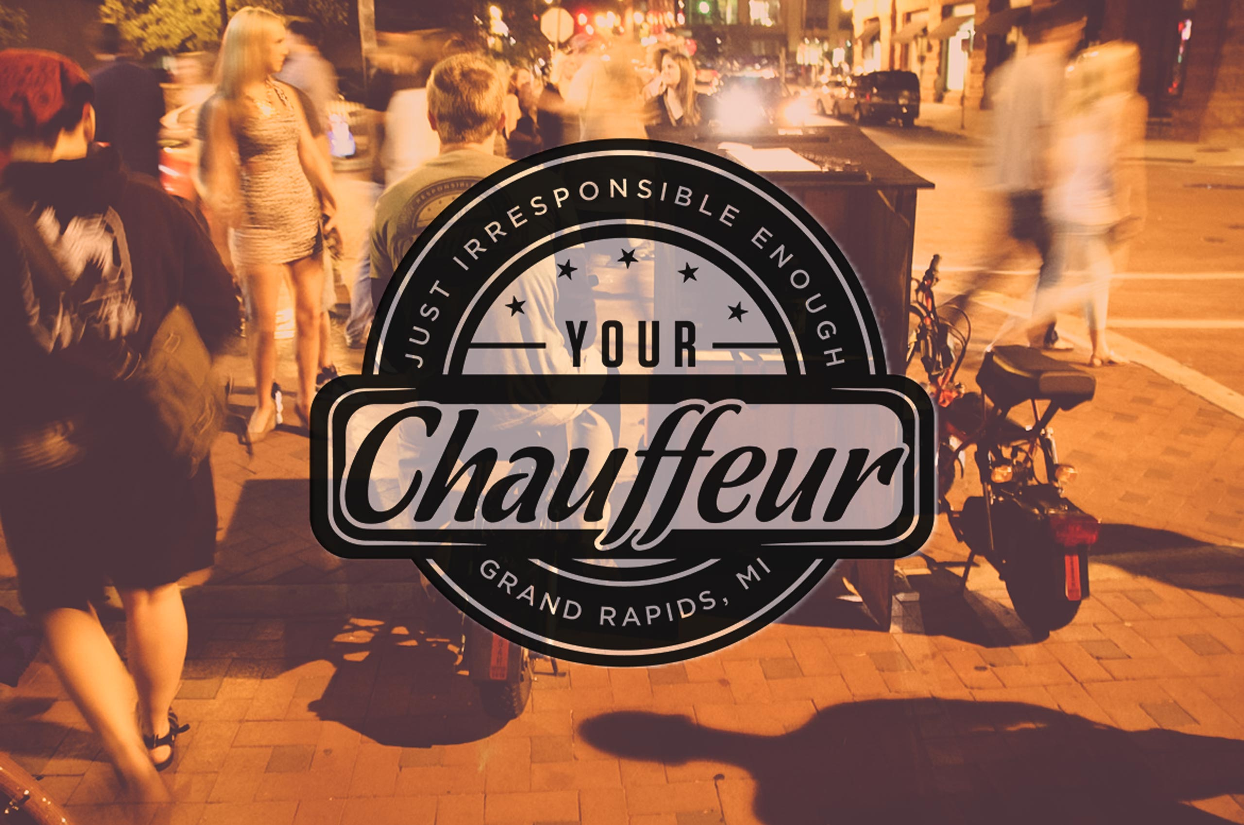 your chauffeur logo