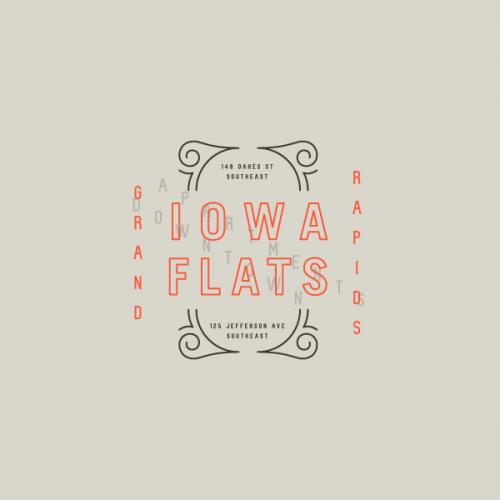 iowa flats, downtown apartments