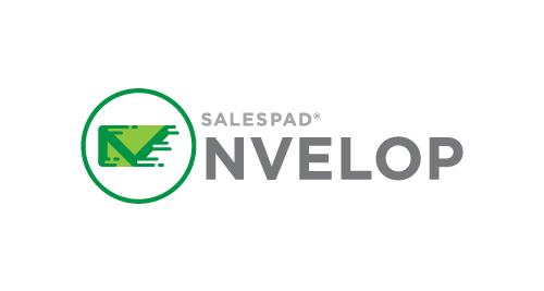salespad logo concept