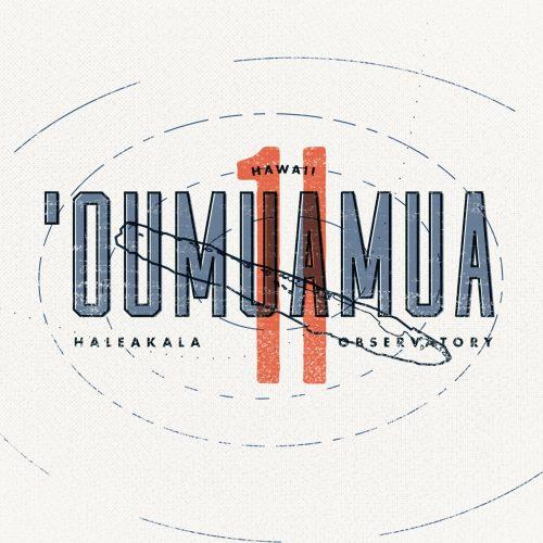 logo for 'oumuamua