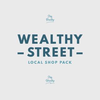 wealthy street pack logo