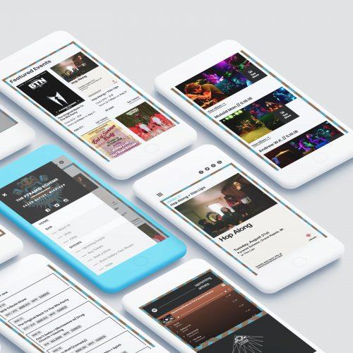 pyramid scheme website on mobile