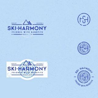 ski harmony logos