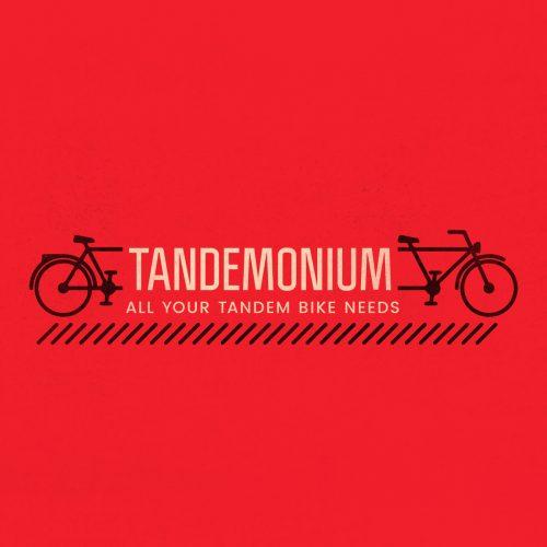 made up logo for tandemonium